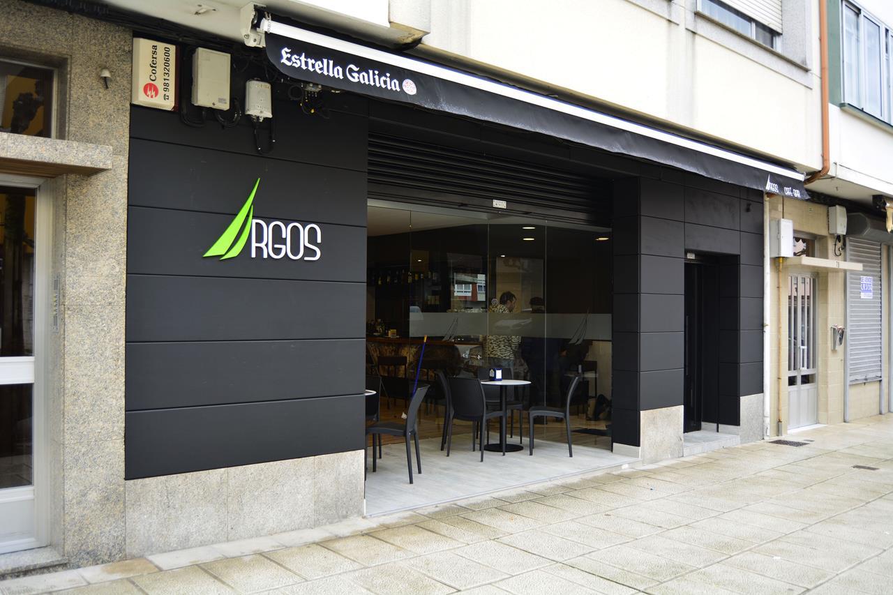 Reforma cafeter a argos tomas g monteagudo - Restaurante argos ...