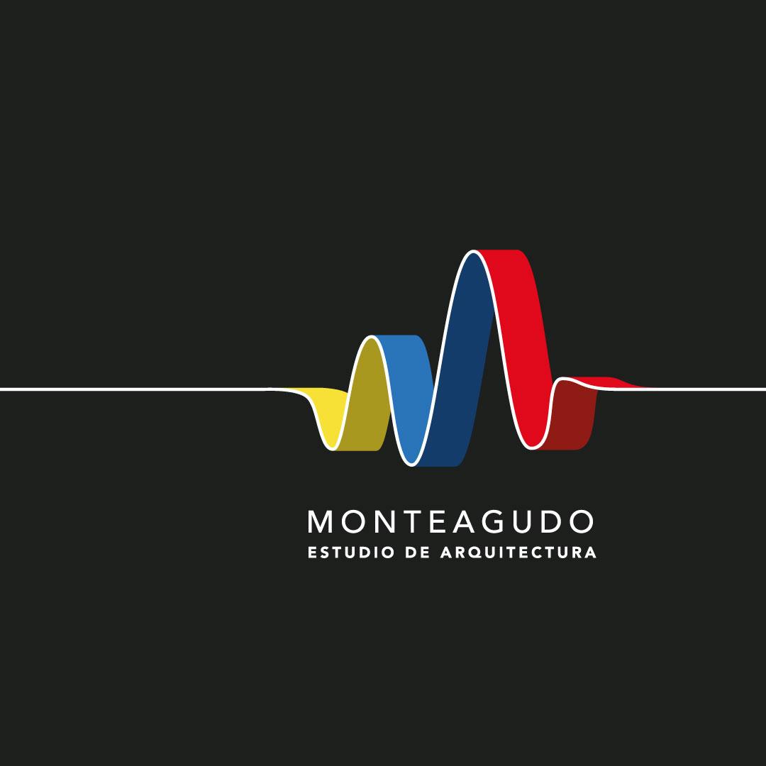 Logo actual de Monteagudo Estudio de Arquitectura