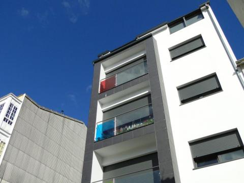 Edificio Cotellón 3_Obra nueva_Mugardos_Imagen fachada principal