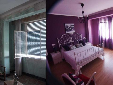 Vivienda San Telmo 5_Rehabilitación_Mugardos_Dormitorio principal
